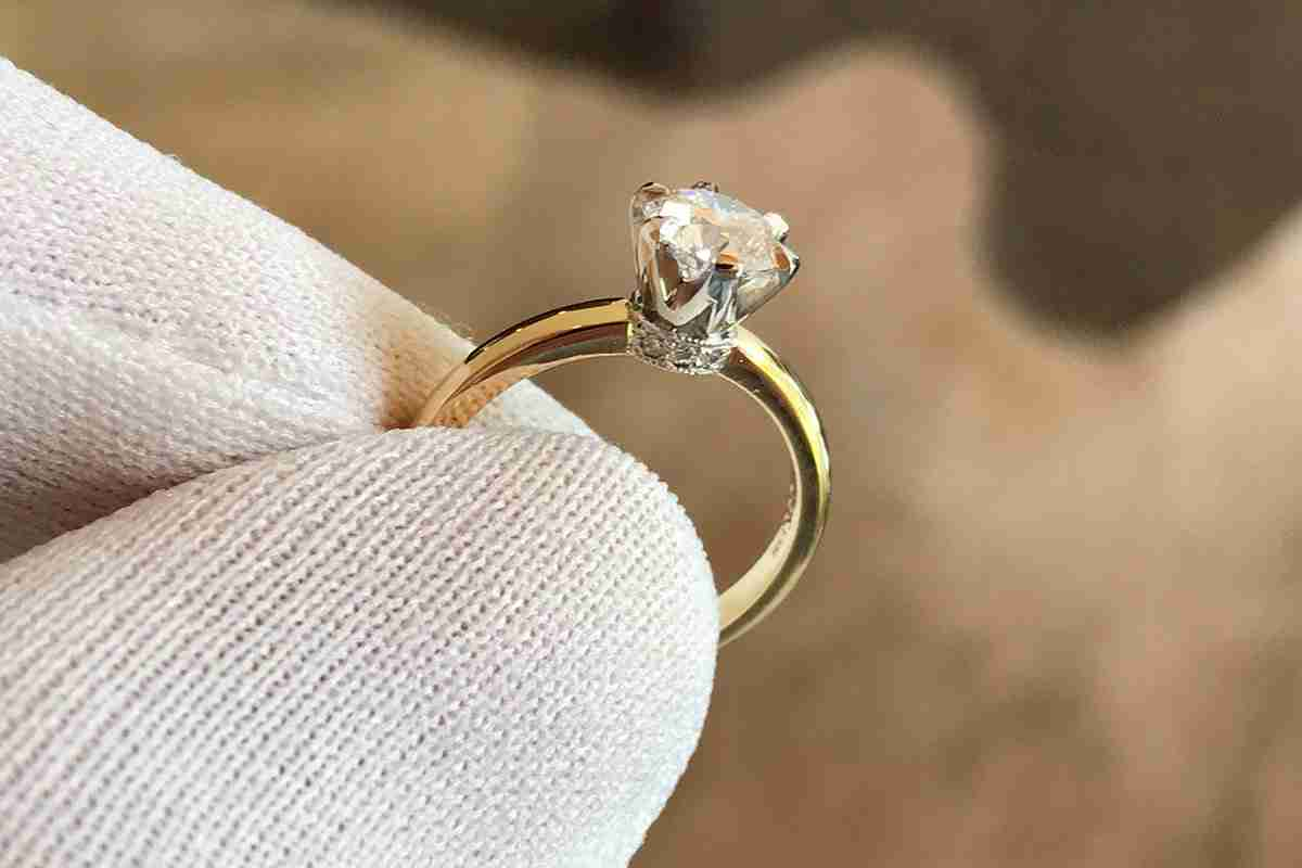 Classic Solitaire Guthrie's Jewellers