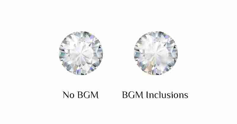 Diamond Quality - No Brown, Green or Milky Inclusions