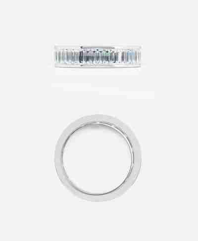 Baguette Cut Diamond Band - Guthrie's Iconic Collection